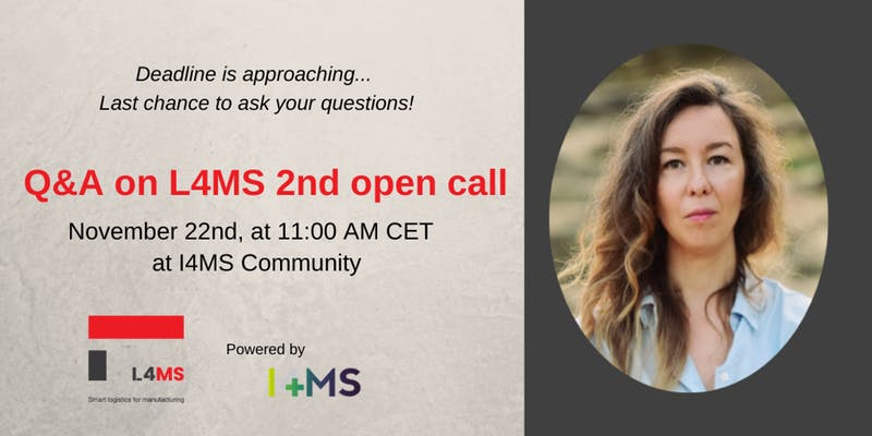 Q/A webinar for the L4MS open call